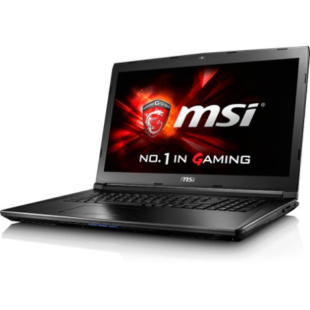 "MSI GL72 17.3"", Intel Core i5, 2300МГц, 4Гб RAM, DVD-RW, 1Тб, Черный, Wi-Fi, DOS, Bluetooth"