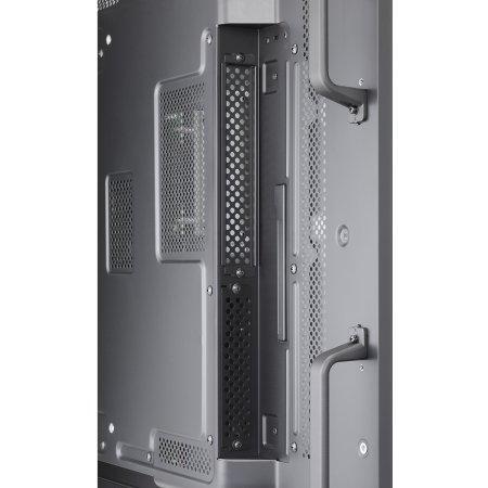 """NEC Public Display X554UN-2 55"""" Black (S-PVA; 500cd/m2; 3500:1; 1920x1080; 16:9; 8ms GtG; 178/178; D-sub; S-video; Component/Composite(BNC); DVI-D; HDMI; DisplPort; (60003789)"""