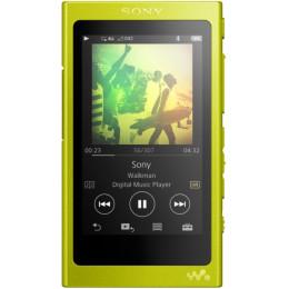 Sony NW-A35 желтый