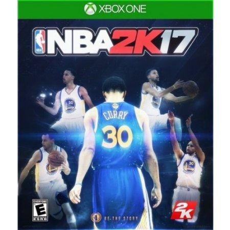 NBA 2K17 Xbox One, Английская версия