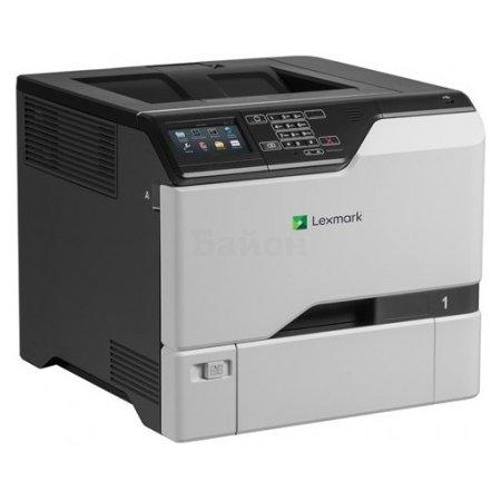 Lexmark CS725de Лазерный \ светодиодный, Серый, Цветная, А4