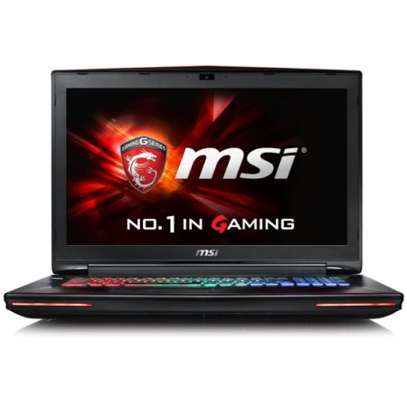 "MSI GT72S Dominator Pro G Dragon 6QF-058RU 17.3"", Intel Core i7, 2700МГц, 32Гб RAM, DVD-RW, 1256Гб, Черный, Wi-Fi, Windows 10, Bluetooth"