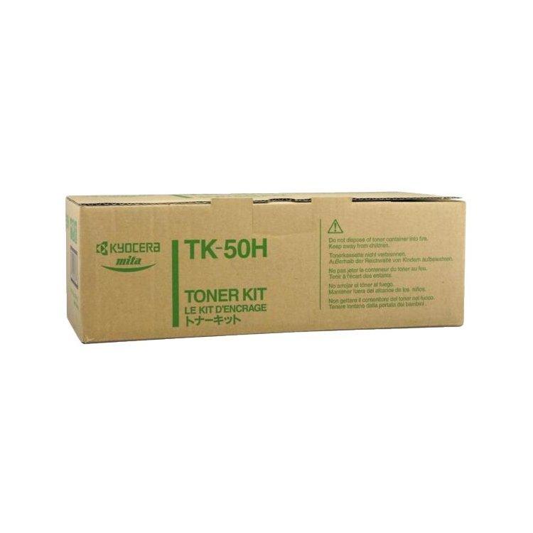Kyocera-Mita TK-50H, Тонер-картридж, Стандартная, нет