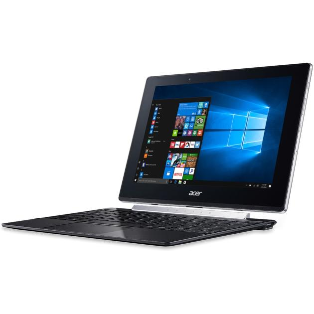 "Acer Switch V 10 SW5-017-16AB 10.1"", Intel Atom, 1440МГц, 2Гб RAM, DVD нет, 32Гб, Черный, Wi-Fi, Windows 10"