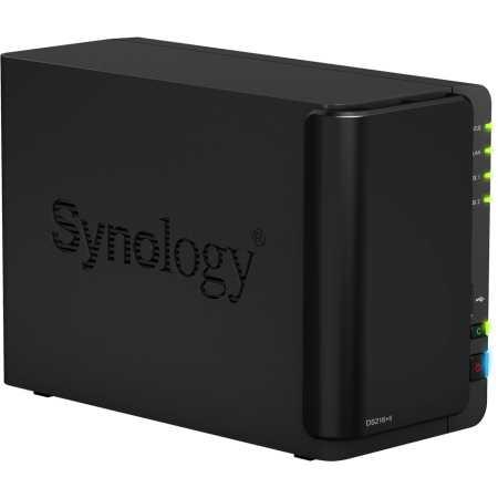 Synology DS216+II Черный
