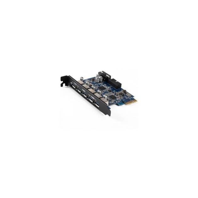 Контроллер PCI-E Orico PVU3-5O2I