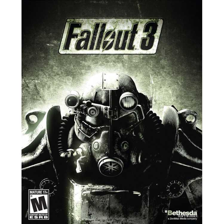 Fallout 3 электронный ключ