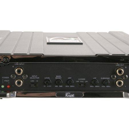 Усилитель автомобильный Kicx KAP-27 двухканальный
