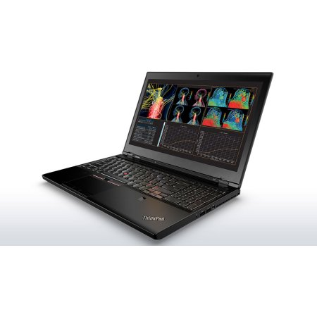 "Lenovo ThinkPad P50 20EN0027RT 15.6"", Intel Core i7, 2600МГц, 16Гб RAM, DVD нет, 1256Гб, Windows 10, Windows 7, 4K, Черный, Wi-Fi, Bluetooth"
