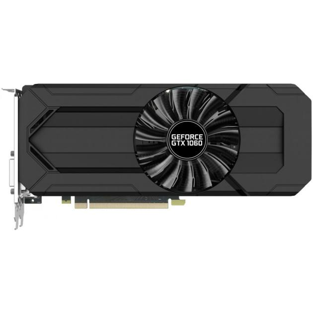 Palit GeForce GTX 10 Series PCI-E 3.0, 6144Мб, GDDR5 NE51060015J9-1061F