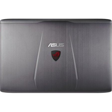 "Asus Republic of Gamers GL552VX 15.6"", Intel Core i5, 2300МГц, 8Гб RAM, DVD-RW, 2Тб, Серый, Wi-Fi, DOS, Bluetooth"