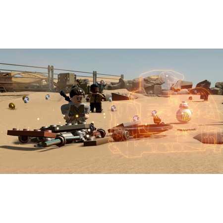 LEGO Звездные войны: Пробуждение Силы Sony PlayStation 4, приключения