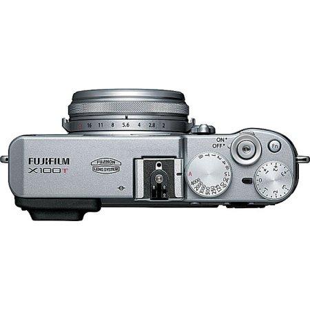 Fujifilm X100T Стальной, 16.3