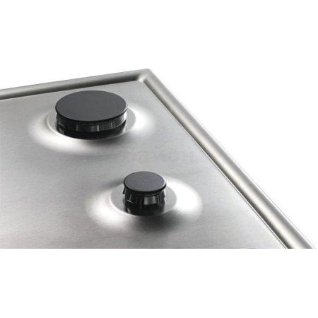 Bosch PCP615B90B Серебристый,нерж.сталь
