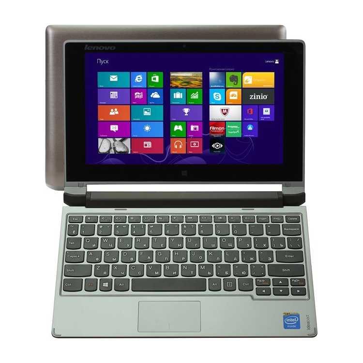 "Lenovo Ideapad Flex 10 10.1"", Intel Celeron, 2160МГц, 4Гб RAM, 500Гб, Windows 8.1"