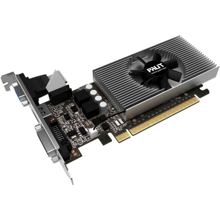 Palit GeForce GT 730 PCI-E 8x 2.0, 2048Мб