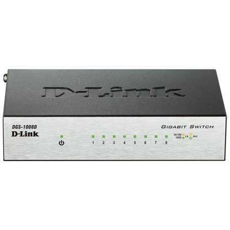 D-link DGS-1008D/J2A
