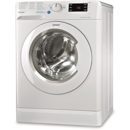Indesit BWSE 71252 L B 1 Белый, 7кг