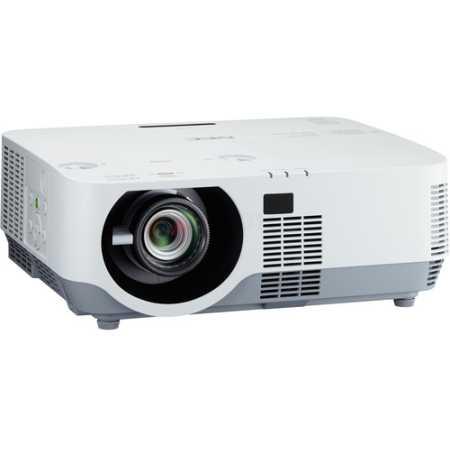 NEC P502W стационарный, Белый