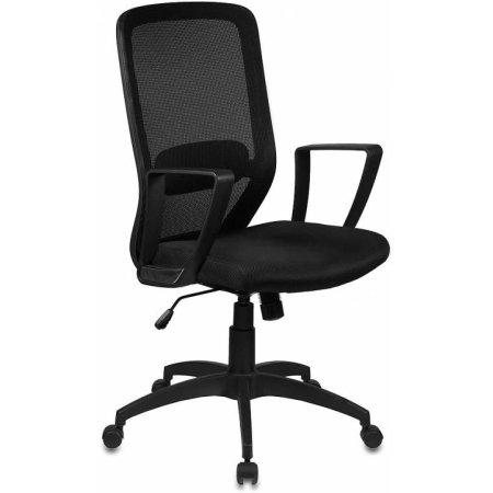 Кресло Бюрократ CH-899/TW-11 спинка сетка черный Z1 сиденье черный TW-11