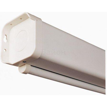 Экран Lumien 153x203см Master Picture LMP-100109 4:3 настенно-потолочный рулонный