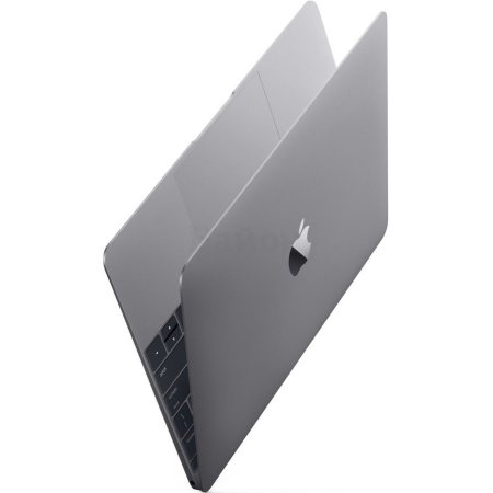 "Apple MacBook MLH82RUA 12"", Intel Core M5, 1.2МГц, 8Гб RAM, DVD нет, 512Гб, Серый, Wi-Fi, MacOS X, Bluetooth"