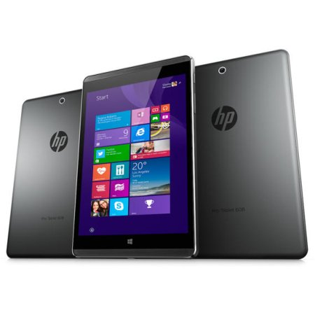 "HP Pro 608 G1, 7.86"" Черный, Wi-Fi, 64Гб"