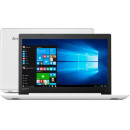 "Lenovo IdeaPad 320-15ISK 15.6"", Intel Core i3, 2000МГц, 4Гб RAM, 500Гб, DOS, DVD-RW Белый"
