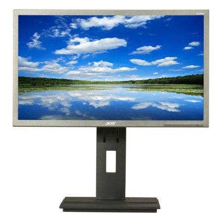 "Acer B226HQLAymdr 21.5"", Темно-серый, DVI, Full HD"