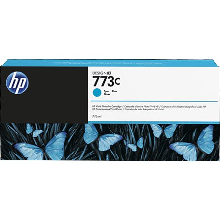 HP Inc. Cartridge HP 773C голубой для HP DJ Z6600/Z6800 775-ml