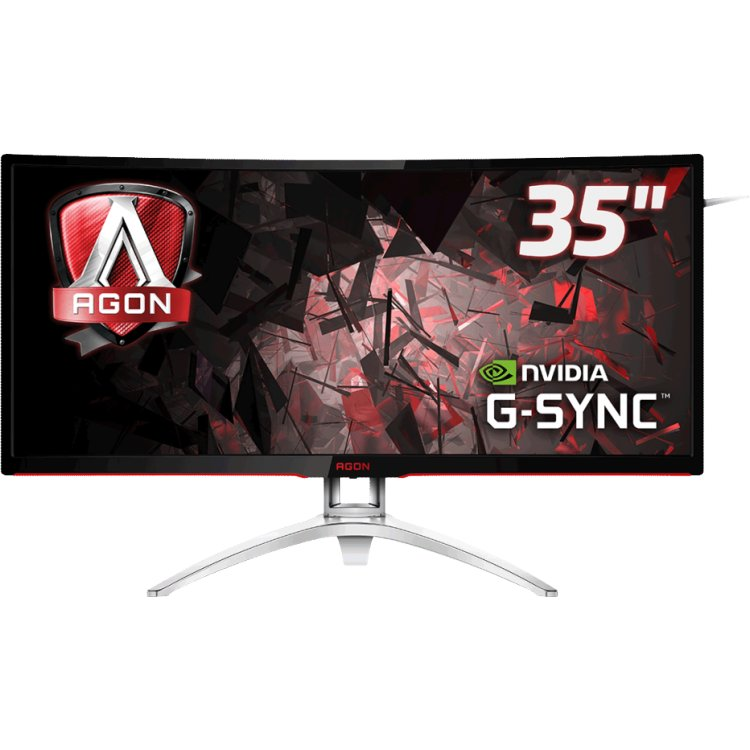 "AOC Gaming AG352UCG 35"", HDMI, 3440x1440"
