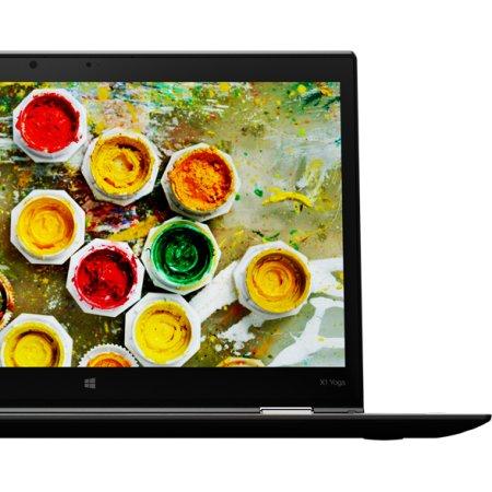 "Lenovo ThinkPad X1 Yoga 20FRS1V000 14"", Intel Core i7, 2600МГц, 16Гб RAM, DVD нет, 1Тб, Черный, Wi-Fi, Windows 10 Pro, Bluetooth, 3G"