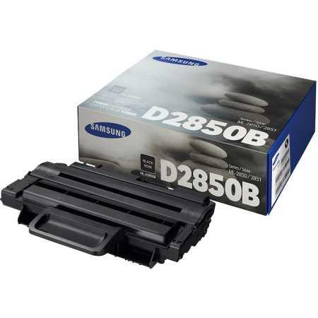 Samsung ML-D2850B Черный, Тонер-картридж, Повышенная, нет