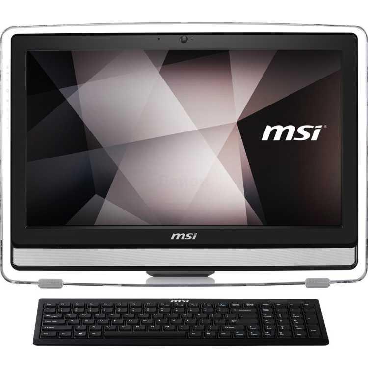 Купить MSI Pro 22E в интернет магазине бытовой техники и электроники