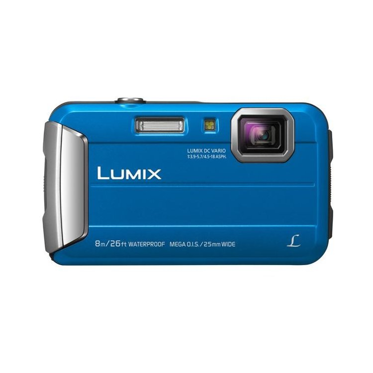 Panasonic Lumix DMC-FT30 Синий, 16.6