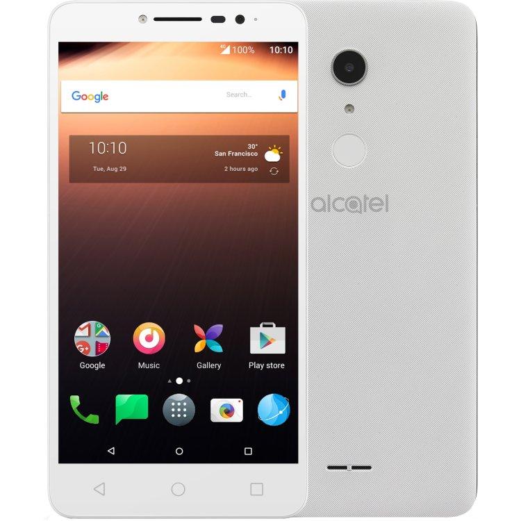 Alcatel A3 XL 9008D Бело-серебристый