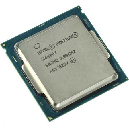 Intel Pentium Processor G4400T 2 ядра, 2900МГц, OEM