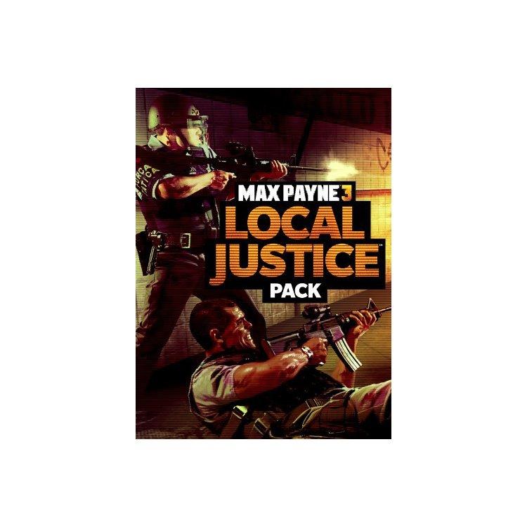Max Payne 3. Местное правосудие