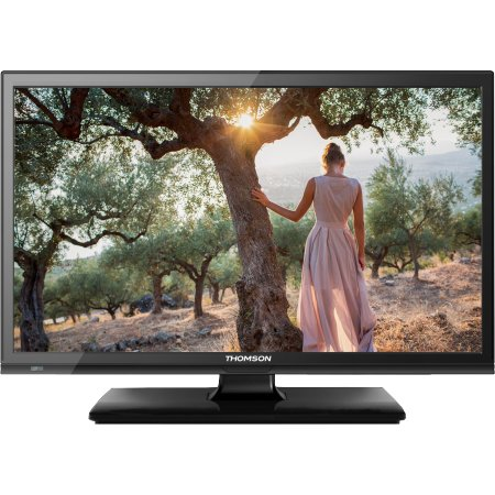 "Thomson T24E20DH-01B 24"", Черный, 1366x768, без Wi-Fi, Вход HDMI"