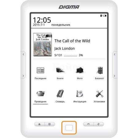 Digma E631 Белый