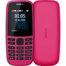 Nokia 105, 2 SIM Розовый