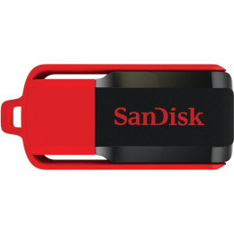 USB2.0 SanDisk CZ52 Cruzer Switch 32Гб, Красный