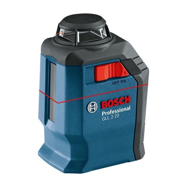Лазерный нивелир Bosch GLL 2-20 + BM3 от Байон