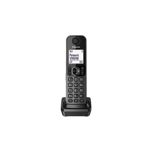Трубка доп. Dect Panasonic KX-TGFA30RUM темно-серый для KX-TGFx от Байон