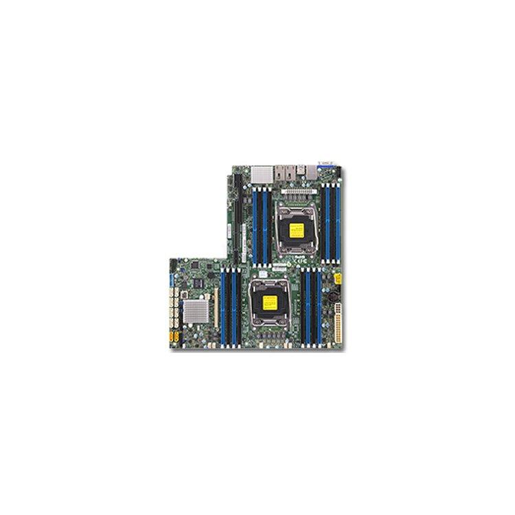 Supermicro X10DRW-i расширенный ATX