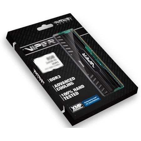 Patriot Memory PV38G160C0 8Гб, PC3-12800, 1600, DIMM