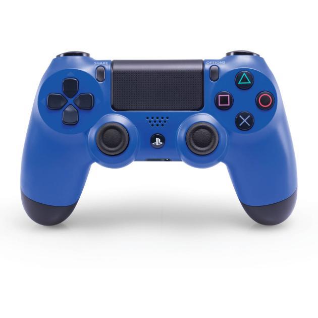 Sony Dualshock Controller Blister Синий 0711719201595