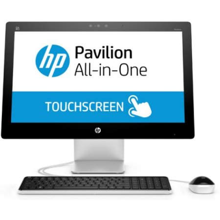 HP Pavilion 23 All-in-One нет, Белый, 8Гб, 1000Гб, Windows, Intel Core i7