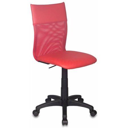 Кресло Бюрократ CH-399/R/OR-09 спинка сетка красный сиденье красный Or-09 искусственная кожа