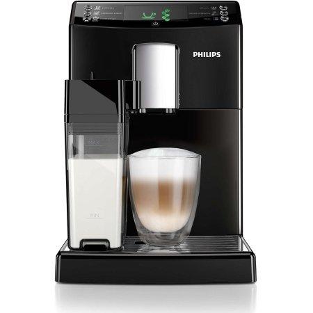 Philips HD8828/09 Черный, молотый, зерновой, 1.8л, 1850Вт